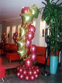 шарики на День Святого Валентина