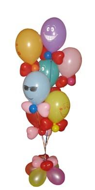 Букет шариков - Розыгрыш на 1 апреля
