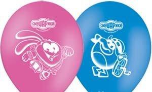 Заказать шарики Смешарики в Киеве