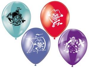 Гелевые шары Пираты