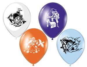 Гелевые шарики Пираты