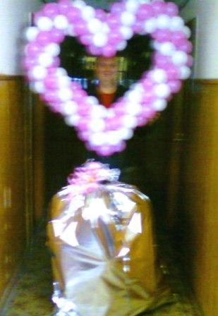 Подарок на 8 Марта для любимой