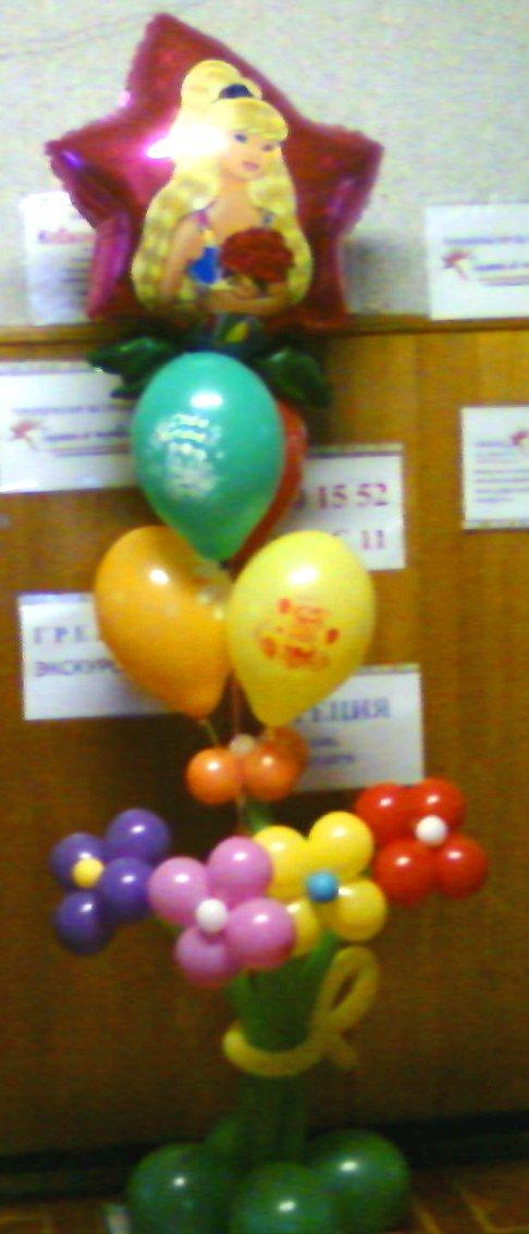 Подарок на день рождения девочке Киев