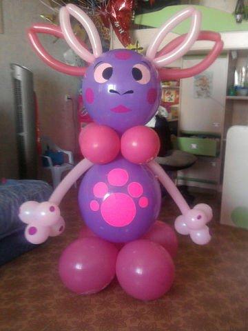 Самая популярная фигура из шариков