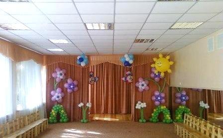 Выпускной в детском саду Киев