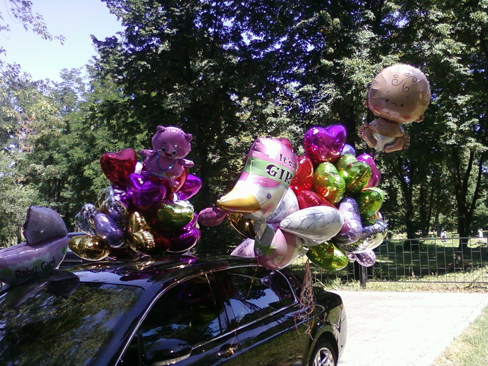 Купить шары воздушные в Киеве