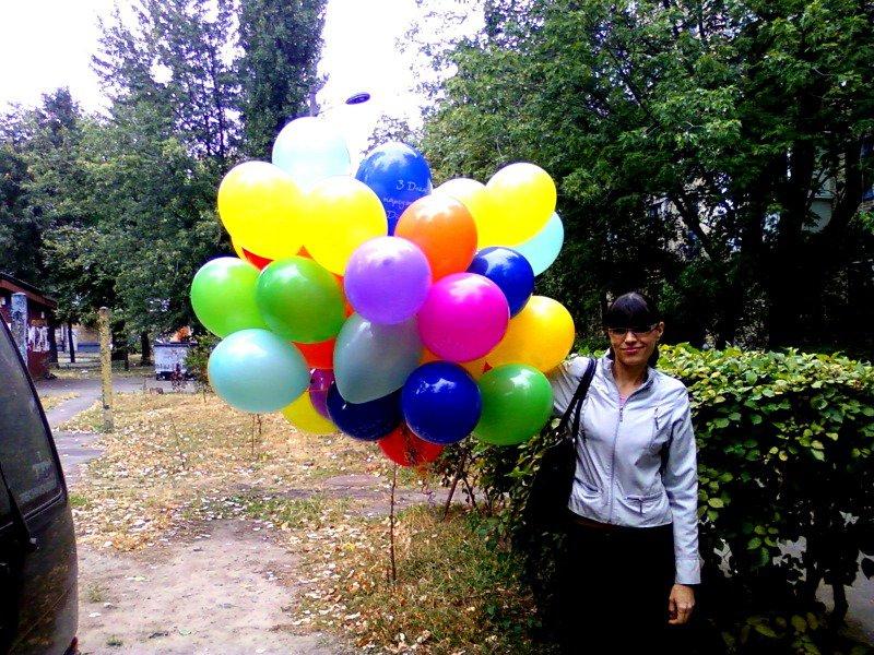 Купить воздушные шары в Киеве