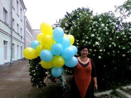 Доставка воздушных шаров в школу на 1 сентября