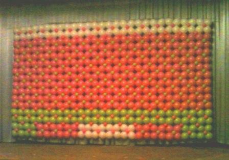Выпускной вечер воздушные шары