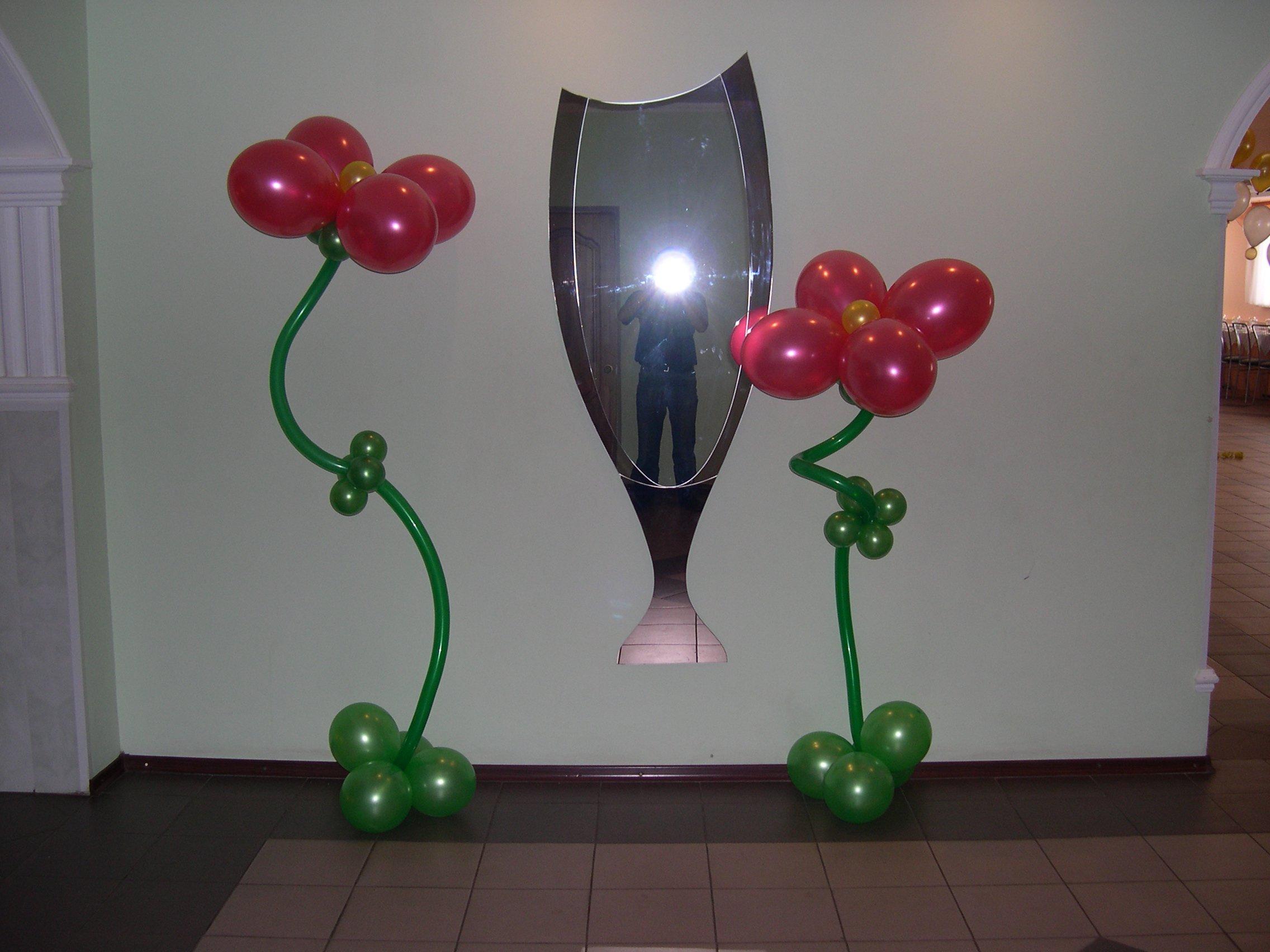 День Святого Валентина украсят шарики