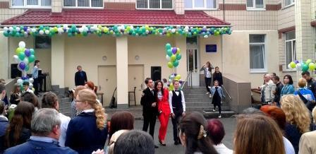 Воздушные шары на Выпускной вечер в Киеве
