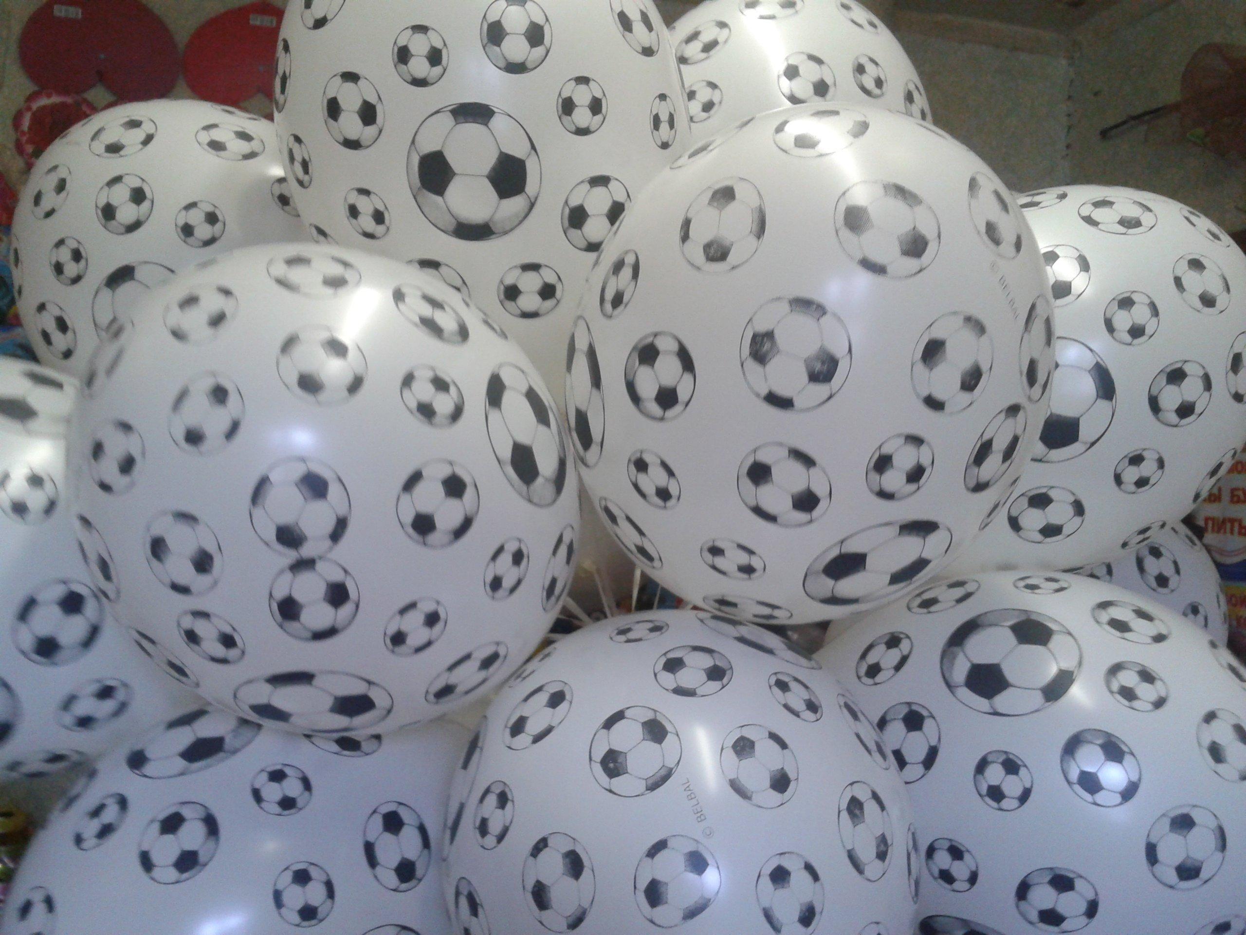 Воздушные шарики на спортивное мероприятие