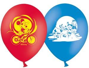 Шары с рисунком Микки Маус