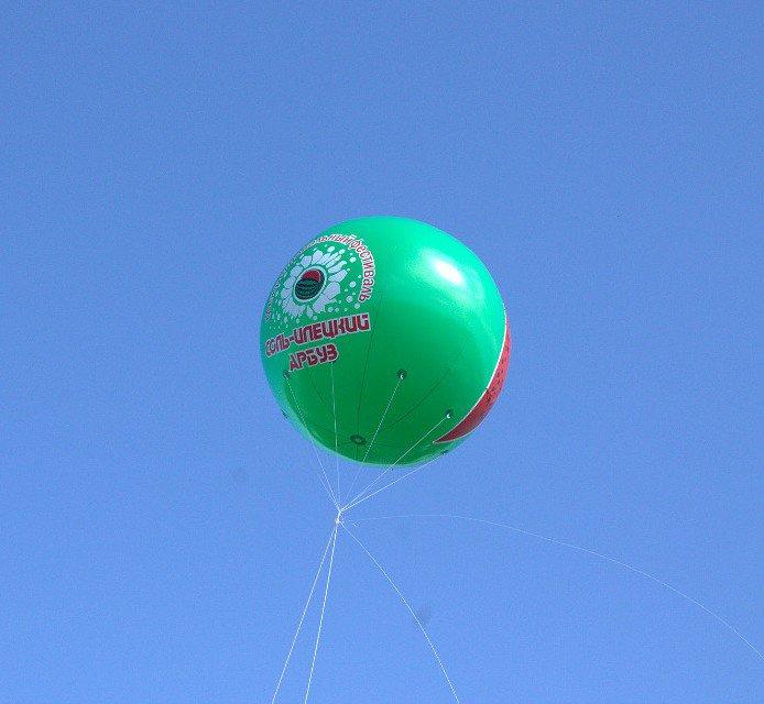 Большой воздушный шар ПВХ
