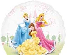 Гелиевый панорамный шар Принцессы