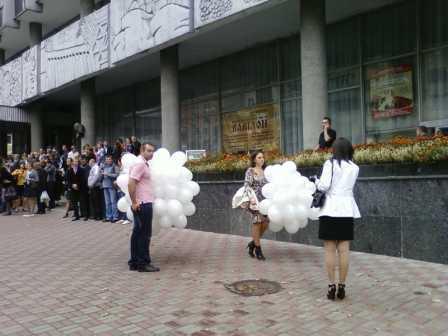 Воздушные шары - презентация