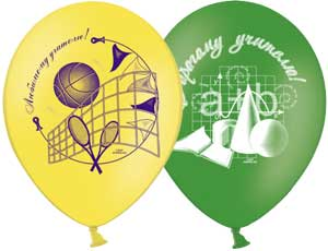 Купить Гелевые шары День учителя